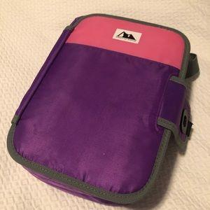 Zipper-less lunch box